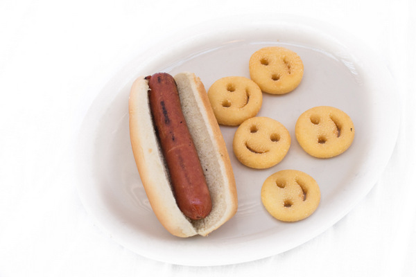 Kids Hot Dog